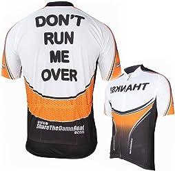c849a2a6e Corbah Dont Run Me Over 2.0 Cycling Jersey