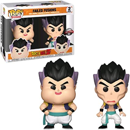 POP Funko Dragonball Z Failed Fusions 2 Pack: Amazon.es: Juguetes y juegos