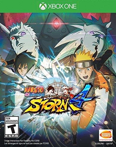 Naruto Shippuden: Ultimate Ninja Storm 4 - Xbox One