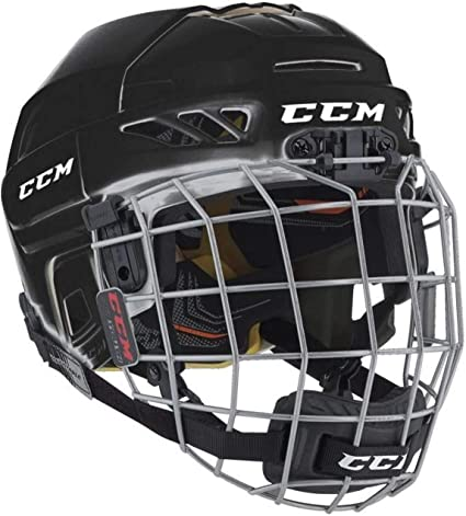 HT50C CCM Ht50 Hockey Helmet Combo