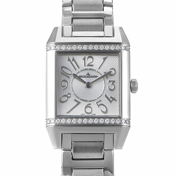 Jaeger LeCoultre Reverso Squadra cuarzo mujer reloj q7038120 (Certificado) de segunda mano
