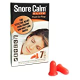 Snore Calm ELITE Foam Ear Plugs (7 Pairs)