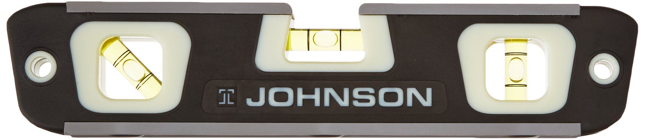 Johnson Level & Tool 007 10-Inch Glo-View Magnetic Torpedo Level by Johnson Level & Tool (Image #1)