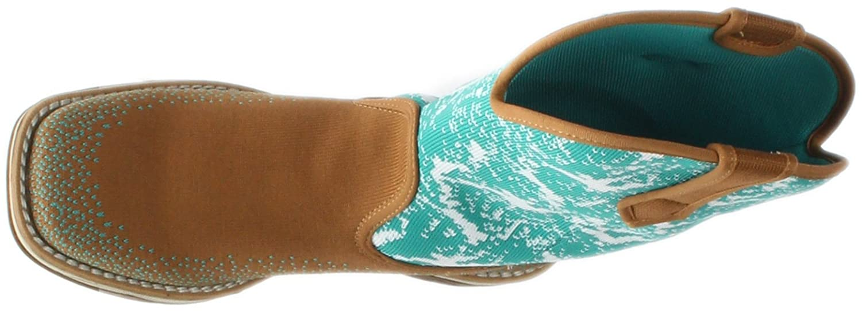 Laredo Women's Daydreamer Woven Western Boot Square Toe - 5957 B01LYH78M0 6.5 B(M) US|Tan