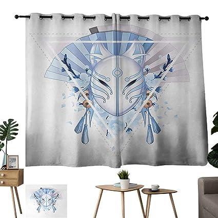 Amazon com: WinfreyDecor Kabuki Mask Light Luxury high-end