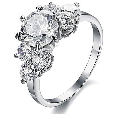 Amazon Com Athena Jewelry Titanium Series Women S Simple Korean