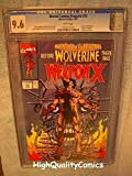 MARVEL COMICS PRESENTS 72, CGC 9.6, NM, Weapon X, Wolverine, more CGC in store