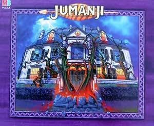 Amazon Com Jumanji 100 Piece Puzzle Mansion Toys Amp Games
