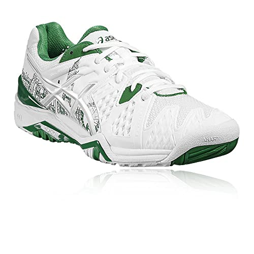 ASICS Gel-Resolution 6 L.E. London Scarpe da Tennis - 38  Amazon.it ... 065d5ff792b
