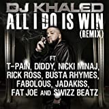 All I Do Is Win (Remix) [Clean]
