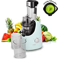 Deals on Comfee BPA Free Masticating Juicer Extractor w/Ice Cream Maker