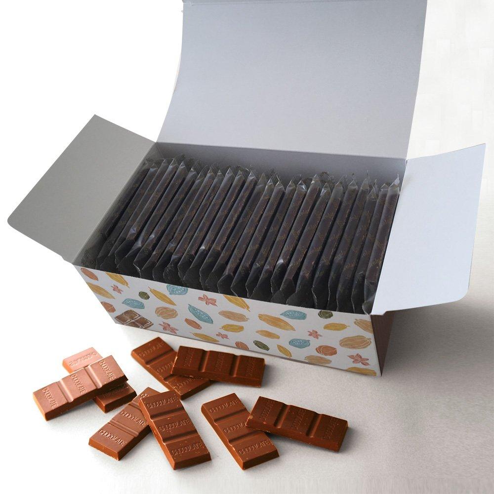 朝チョコにおすすめ!低カロリーのチョコレートは?