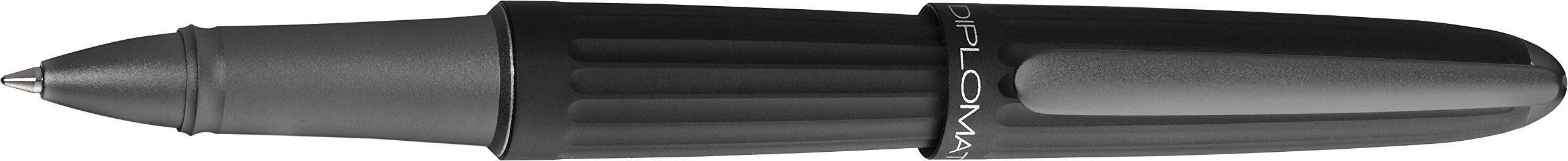 Diplomat AERO black, rollerball pen