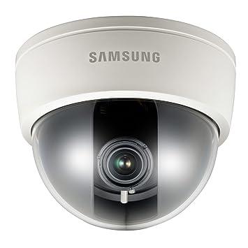 Amazon.com : Samsung SCD-2080 High Resolution Dome Camera with 2.8 ...
