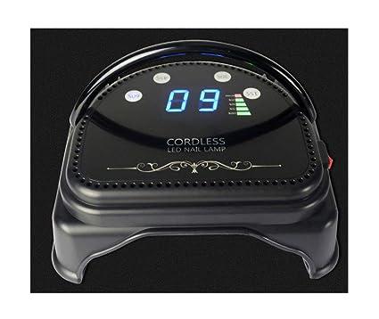 LY-01 Secadores de uñas Secador de uñas Diseño inalámbrico Luz Recargable Terapia de luz