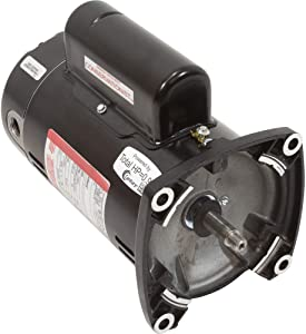 AO Smith/Century Electric Up-Rated, Single Speed, 0.75HP, 3450RPM, 230/115V, 4.8/9.6 AMPS, 1.27SERVICE Factor, Square Flange