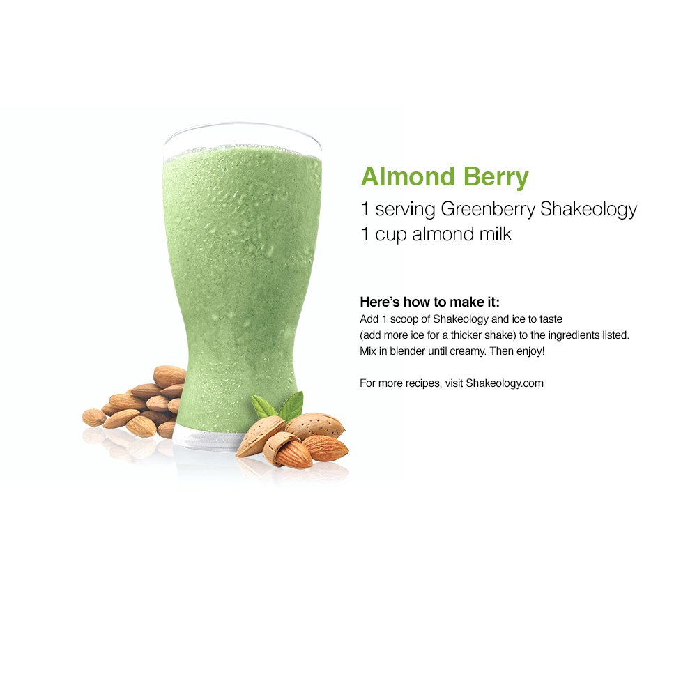Amazon Shakeology Greenberry 30 Servings In A BAG 2 Lb 5 Oz Health Personal Care
