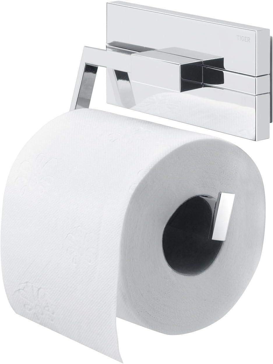 Tiger Safira Toilettenpapierhalter chrom
