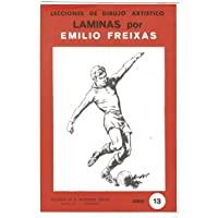 Lecciones de Dibujo Artístico. Láminas por Emilio Freixas Serie 13