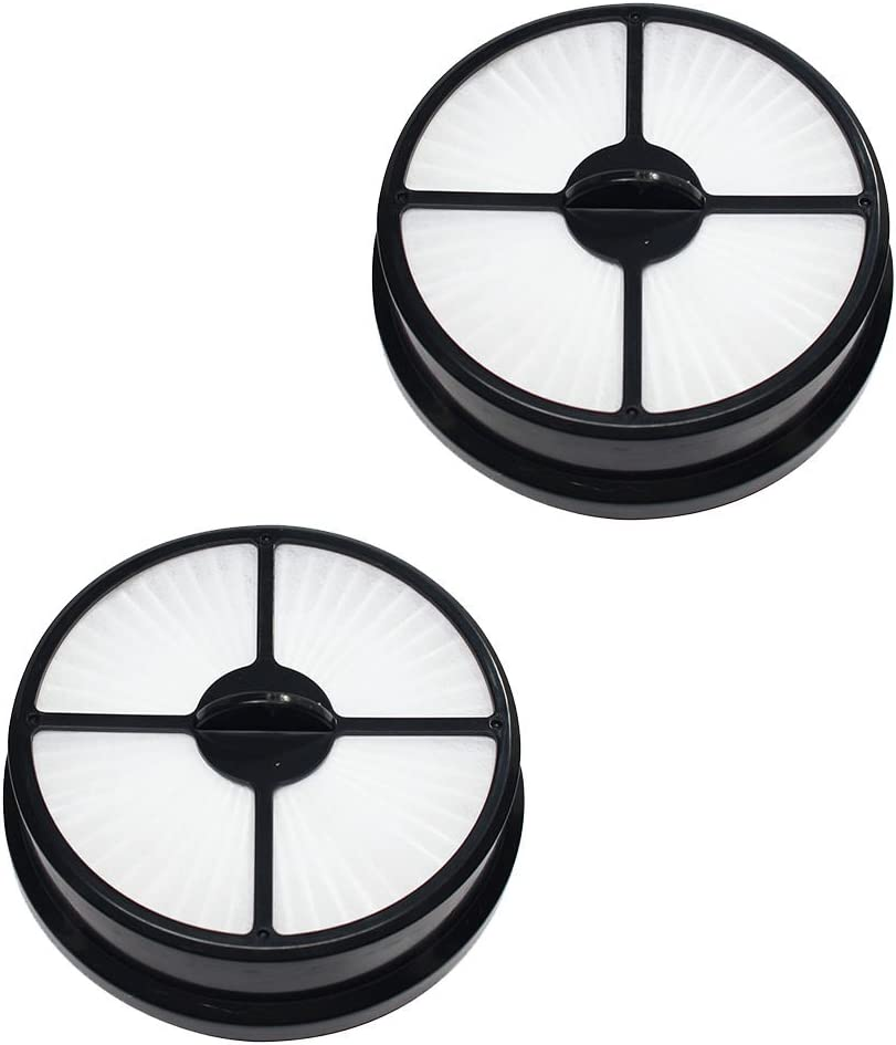 2 Pack Replacement HF-16 HEPA Filter for Eureka, Electrolux -Compatible with Eureka AS5204A, HF-16, Airspeed Zuum AS5204A, 5400 Series, AS5200 Series, AirExcel NLS 5403A, 68115, 68715, 83936-3