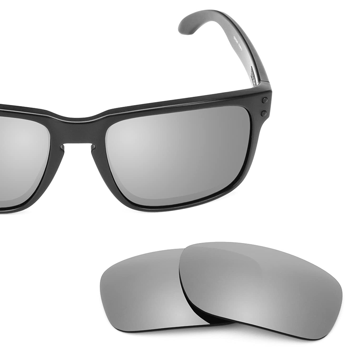 9cdc7d126c Revant Replacement Lenses for Oakley Holbrook 2 Pair Combo Pack K004  Amazon.co.uk   Clothing
