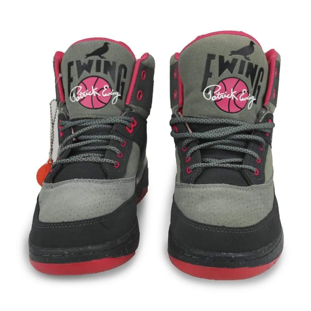 EWING EWING EWING Athletics 33 HI X Staple grau Rosa Weiß Basketball schuhe Limited Edition B01MSU0JIH  96031f