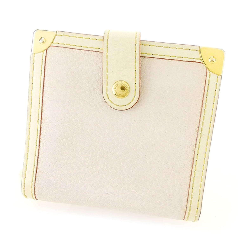 [ルイ ヴィトン] Louis Vuitton 二つ折り 財布 ラウンドファスナー レディース コンパクトジップ M91831 スハリ 中古 T6415 B079RX6CTG