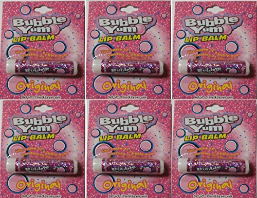 Bubble Yum Lip Balm