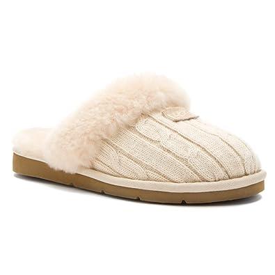 UGG W Cozy Knit 1865 Damen Pantoffeln