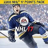 NHL 17: 2200 NHL Points Pack - PS4 [Digital Code]