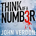 Think of a Number: A Novel Audiobook by John Verdon Narrated by George Newbern