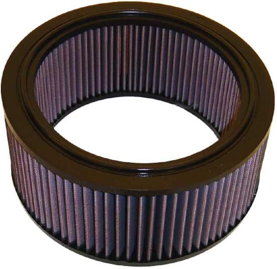 K&N Engine Air Filter: High Performance, Washable, Replacement Filter: Fits 1962-1994 FORD (F250, F350, F450, F59, E250, Econoline, Club Wagon, Motorhome, E150, F150, Heavy Duty, Truck) E-1460