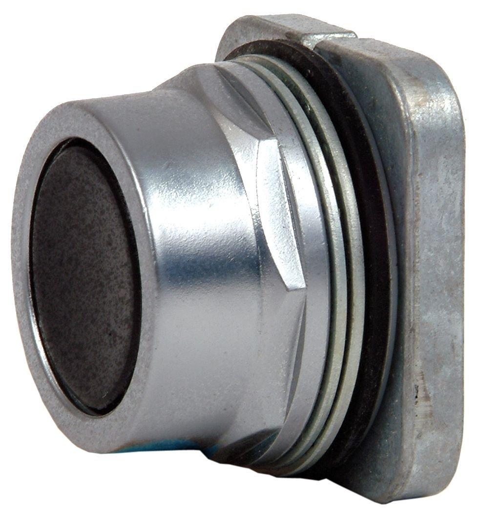 Push-Button;w/Black Cap; Req Contact Blk