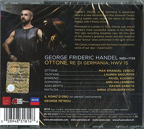 handel ottone