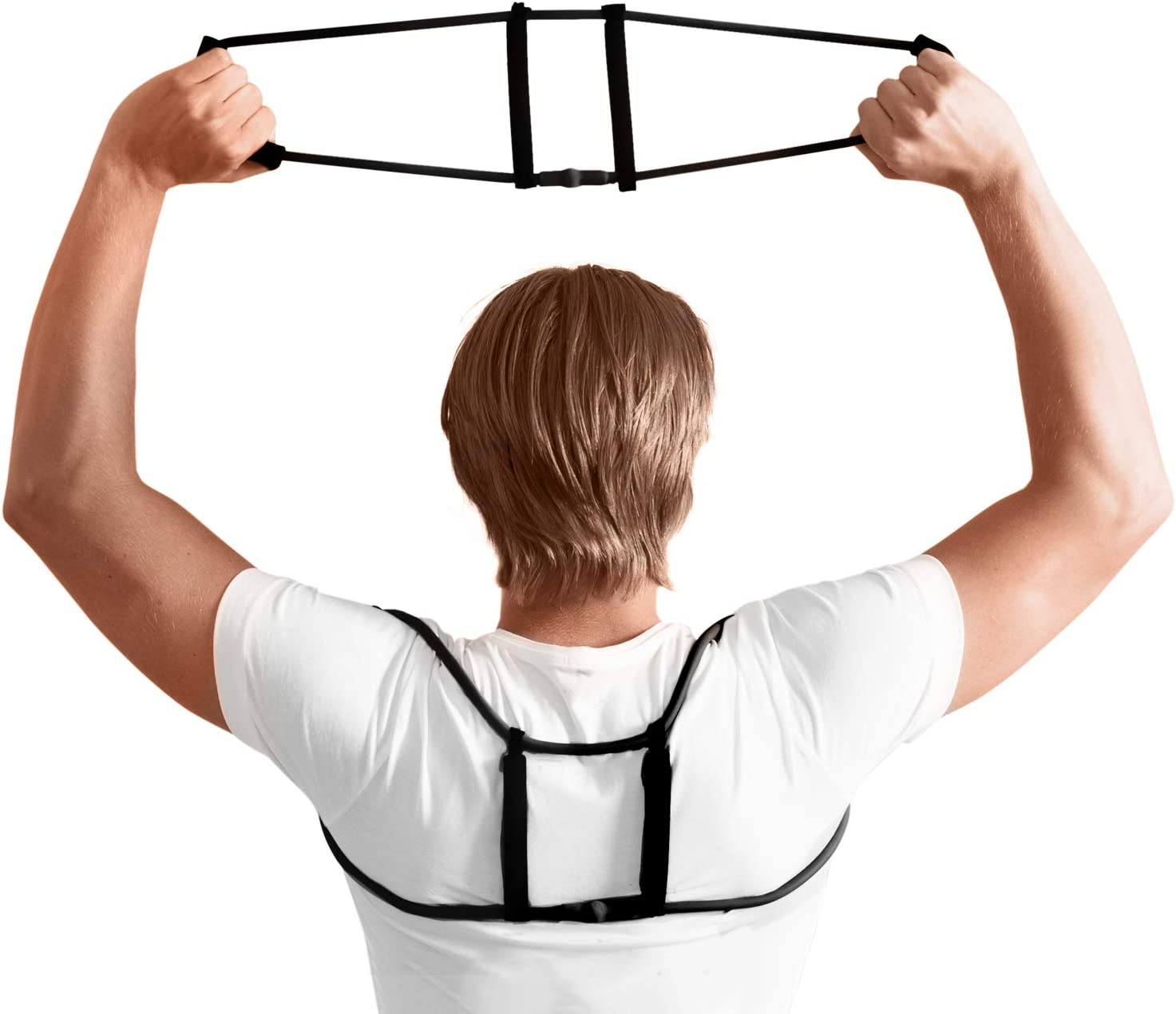 Swedish Posture Trainer A Perfect Reminder For Everyday Training Improved Posture and Shoulder Alignment.
