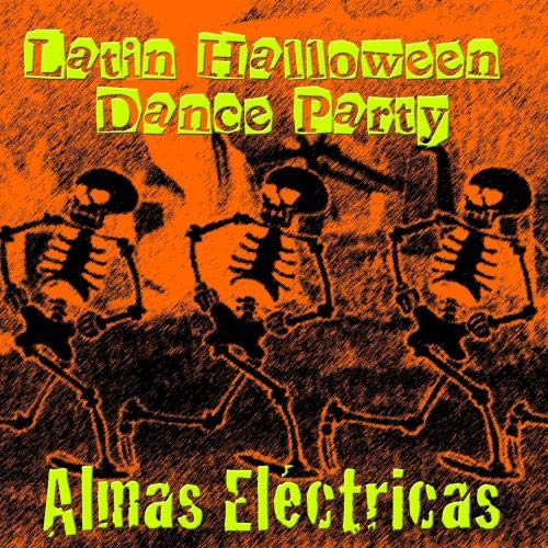 Latin Halloween Dance Party -
