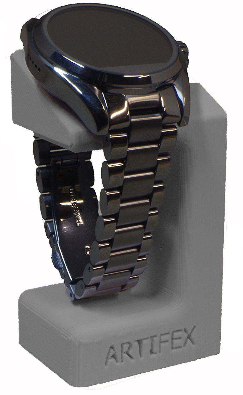 Artifex Design - Soporte para relojes inteligentes de Michael Kors Access y soporte de estación de carga para los relojes inteligentes Dylan y Bradshaw: ...