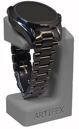 Artifex Design - Soporte para relojes inteligentes de Michael Kors Access y soporte de estación de