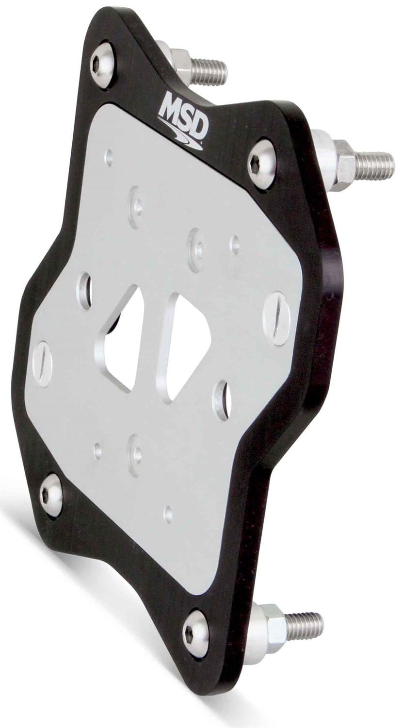 MSD Ignition 82181 Remote Mount Coil Bracket For MSD Blaster SS 6 and 7 Series H by MSD Ignition (Image #2)