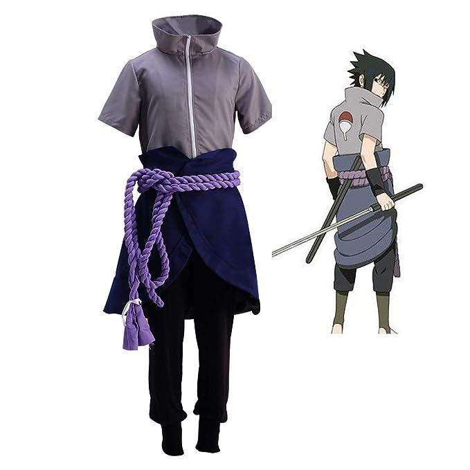 Amazon.com: Disfraz de Naruto Uchiha Sasuke de Another Me ...