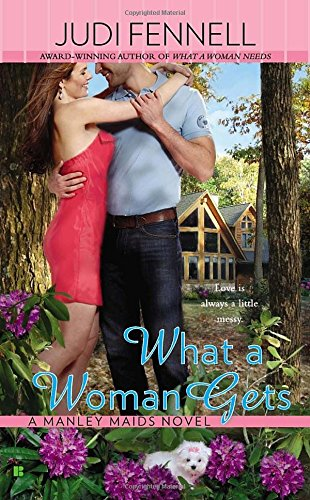 book cover of What a Woman Gets