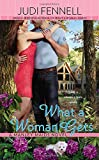 What a Woman Gets (A Manley Maids Novel)