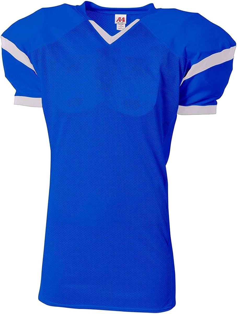 A4 Boys Rollout Football Jersey