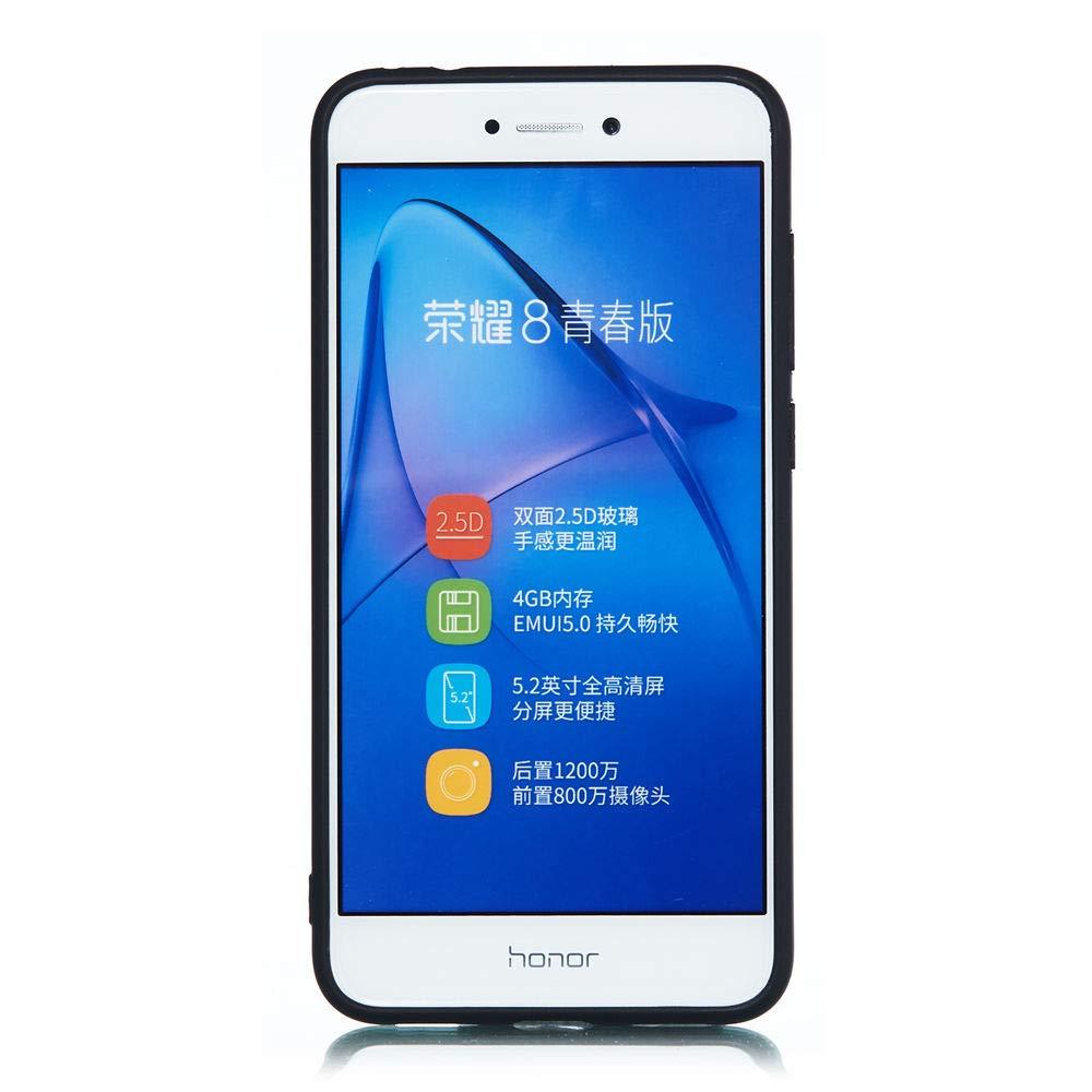 Amazon.com: Funda Huawei P8 Lite 2017, Huawei P9 Lite 2017 ...
