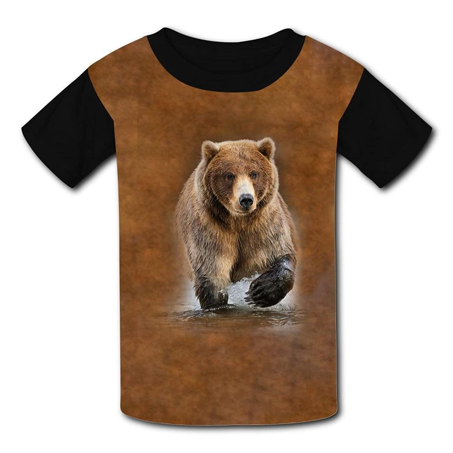 Bear Light Weight Tee Shirts 2017 The Latest Version for Girlsfree Postage free shipping