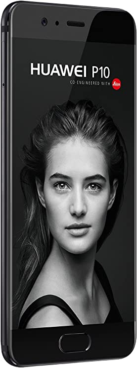 Huawei P10 Smartphone 5 1 Zoll Graphite Black Elektronik