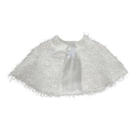Niña Niñito Capa capote - Mxssi Capas de niña de las flores Trajes Tops de algodón