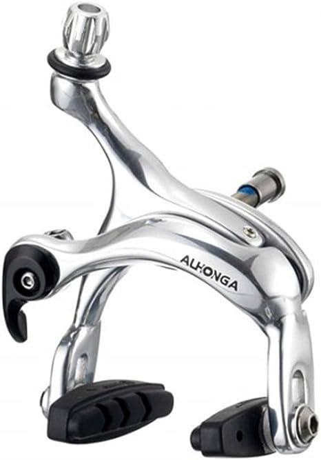 1x Freno Puente para Bicicleta Carretera Fixie Aluminio Plata ...