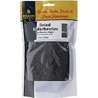Dried Elderberries- 8 oz.