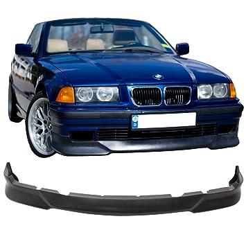 92 - 98 BMW E36 3-serie 318 325 2/4 puerta Add-On parachoques delantero Labio Spoiler uretano: Amazon.es: Coche y moto